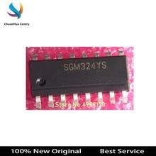 5 pièces/lot SGM324YS SGM324 100% nouveau Original en Stock SGM324YS plus grande remise pour le plus de quantité