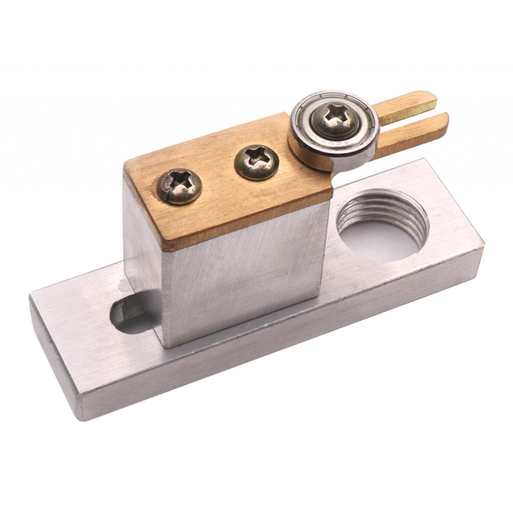 Violin Purfling Groover Mount Adjustable Durable Edge Luthier Tool Supply enlarge