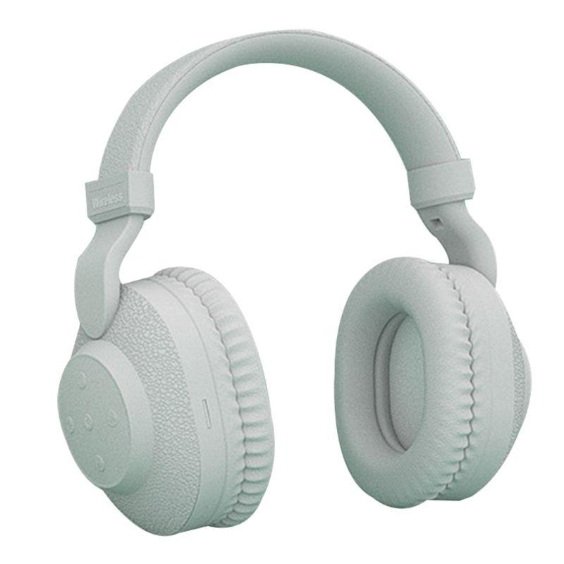 Fones de Ouvido Bluetooth sem Fio sobre a Orelha Graves Fortes Estéreo X3ub