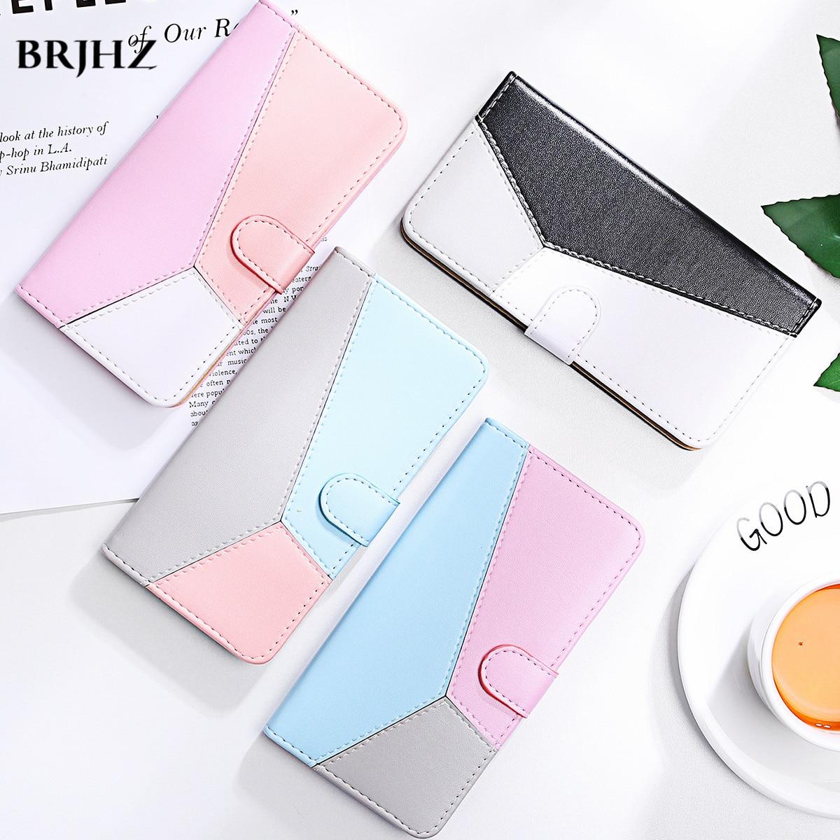 Новый кожаный чехол для телефона на samsung Galaxy A40 A10 A20 A30 A50 A70 A80 A10e A20e A10s A20s A30s A50s Примечание 10 Pro Чехол