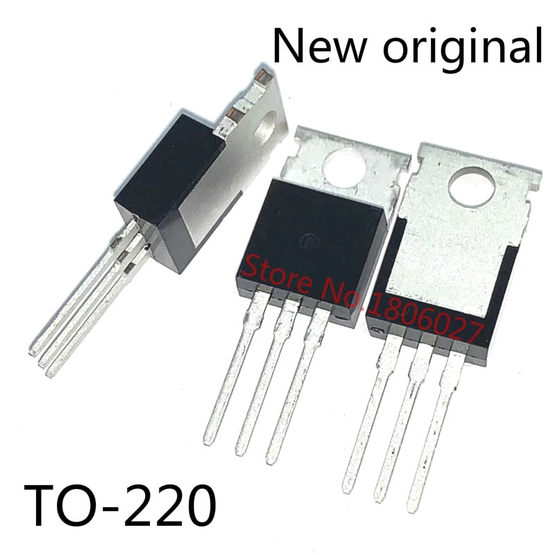 10PCS/LOT  FQP13N10L 13N10L  TO-220 13A 100V   New original spot selling integrated circuits