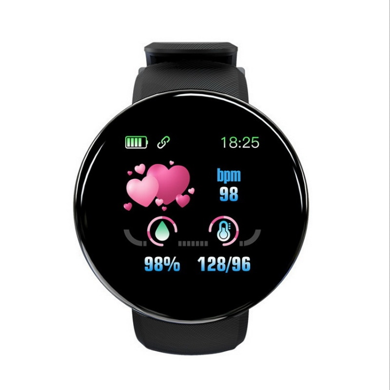 Smart watch for men and women, Sports Wristband, blood pressure control, Bluetooth, Android ios Wate