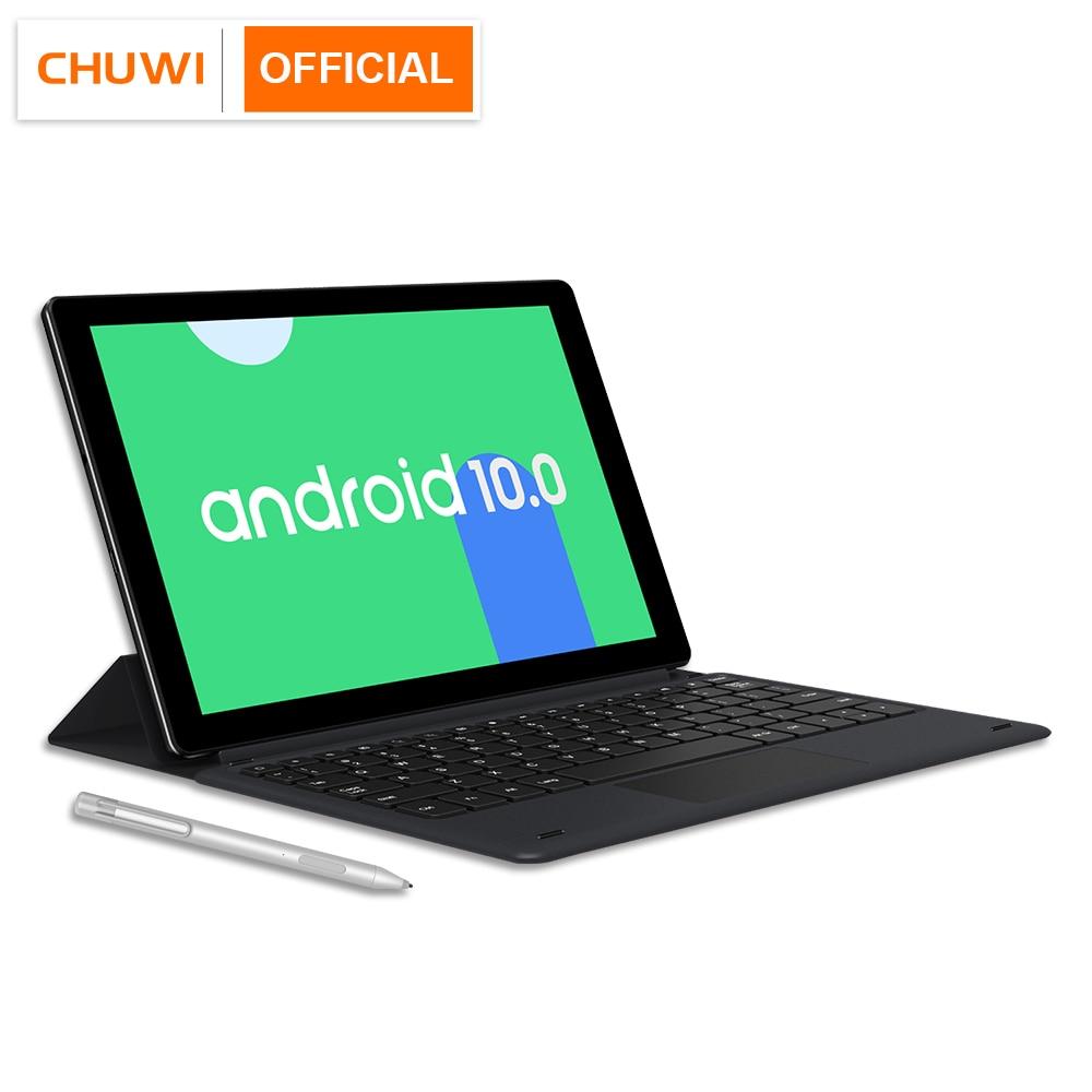 CHUWI HiPad X 10.1 inch Android 10 Tablet PC Octa Core LPDDR4X 6GB RAM 128G UFS 2.1 Tablet 4G LTE GP