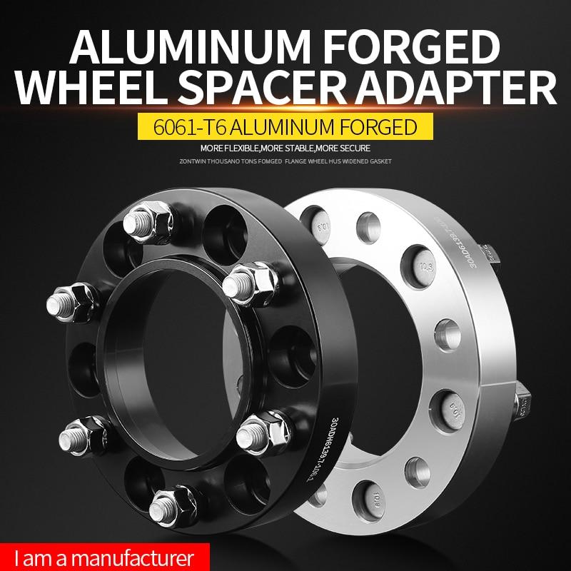 Adaptador separador de rueda para Toyota 4Runner FJ/Land Cruiser Tundra Hilux Fortuner...
