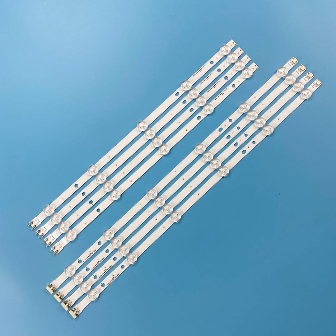 8pcs LED Backlight Lamp BN96-28769A BN96-28768A for Samsung 2013SV46 3228N1 B2 R05 REV1.7 131015 UN46EH5000 UE46H6203
