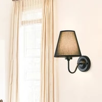european new style simple retro wall lamps with iron art lighting decoration corridor wall lamps new arrivals