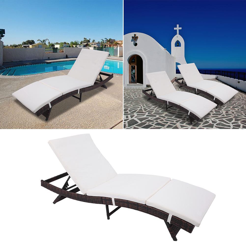 Silla De Playa para Patio, Silla De acampada, sofá Cama De Playa,...