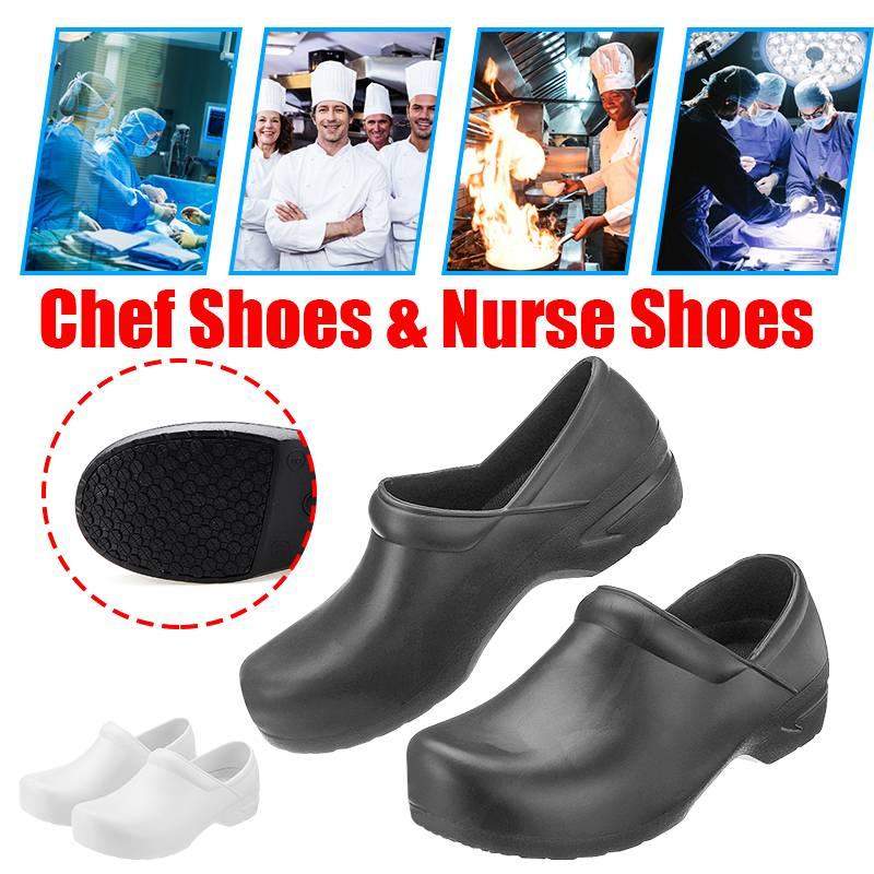 Zapatos médicos para mujeres Nis, Hospital sólido, enfermera, Doctor, operación quirúrgica, Chef, cocina, transpirable, antideslizante, impermeable