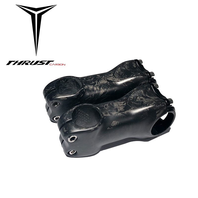 T1000 tallo de mármol negro de fibra de carbono 31,8mm tamaño 80 90mm mtb bicicleta Stem UD brillante negro mármol bicicleta stem accesorios nuevo