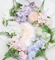 Decoration de salle de mariage fleur de pivoine  boule de fleur de mariee  decoration de photo de mariage  fleur de simulation de decoration de maison