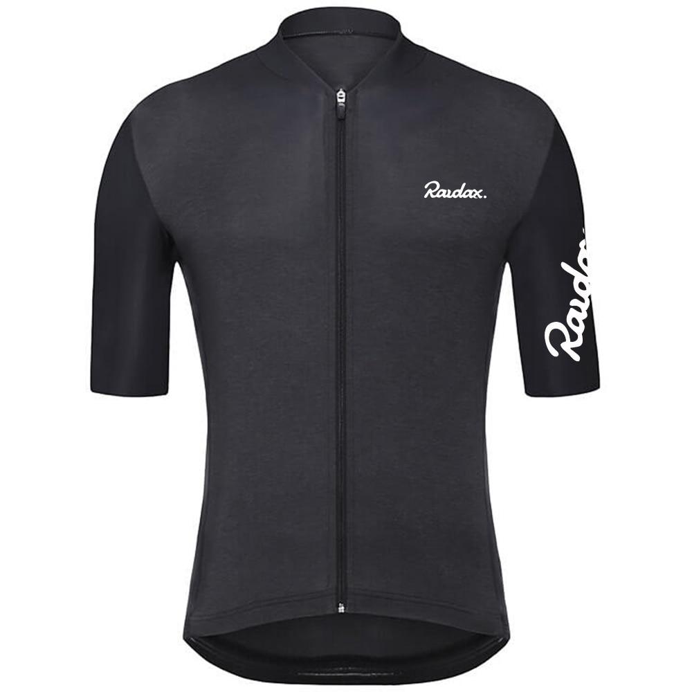 Short sleeve cycling clothing 202 Raudax racing bike jersey Mtb sport clothes Ropa Ciclismo man Verano