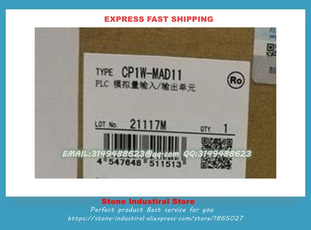 الأصلي PLC وحدة CP1W-MAD11 جديد