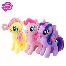 22- 40cm My Little Pony Toy Stuffed Plush Doll Pinkie Pie Rainbow Dash Movie&TV Unicorn Toys Friendship Is Magic For Girls Gifts