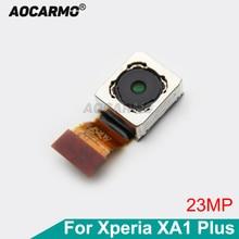 Aocarmo 23MP Back Rear Main Camera Module Flex Cable For SONY Xperia XA1 Plus XA1P G3412 G3416 G3421