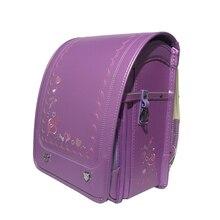 Princesse sacs décole pour filles sac à dos enfants sacs à dos broderie fleurs livre sac pour japonais orthopédique sac décole 2020