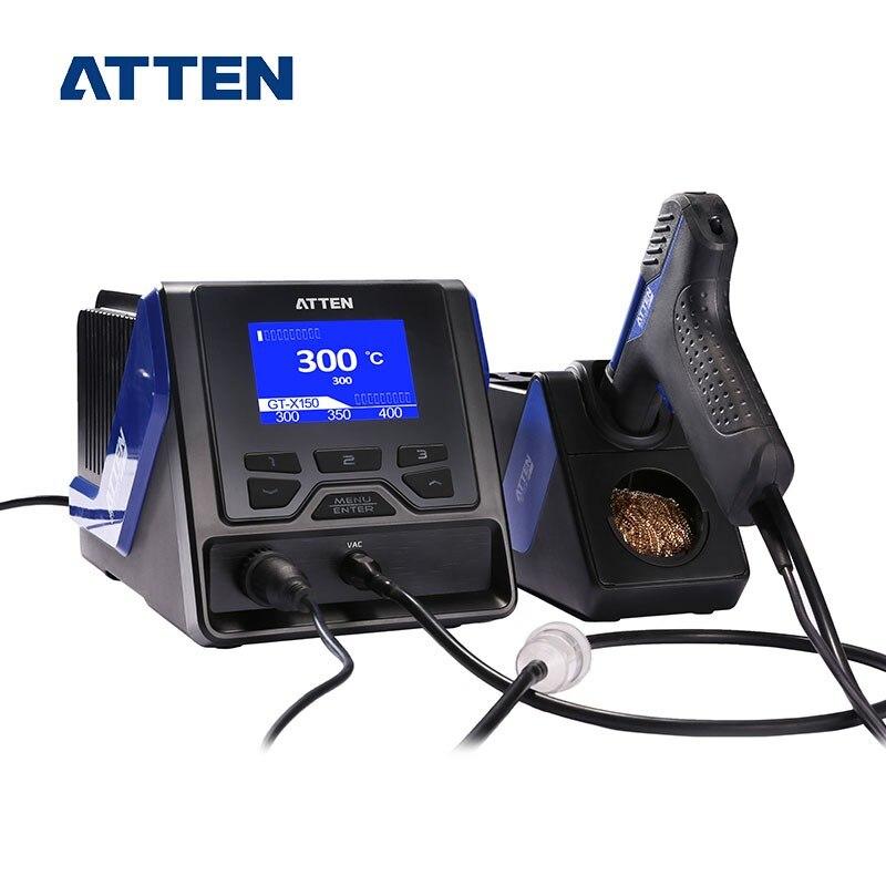 ATTEN GT-5150 عالية الطاقة desolding بندقية لحام محطة 150 واط
