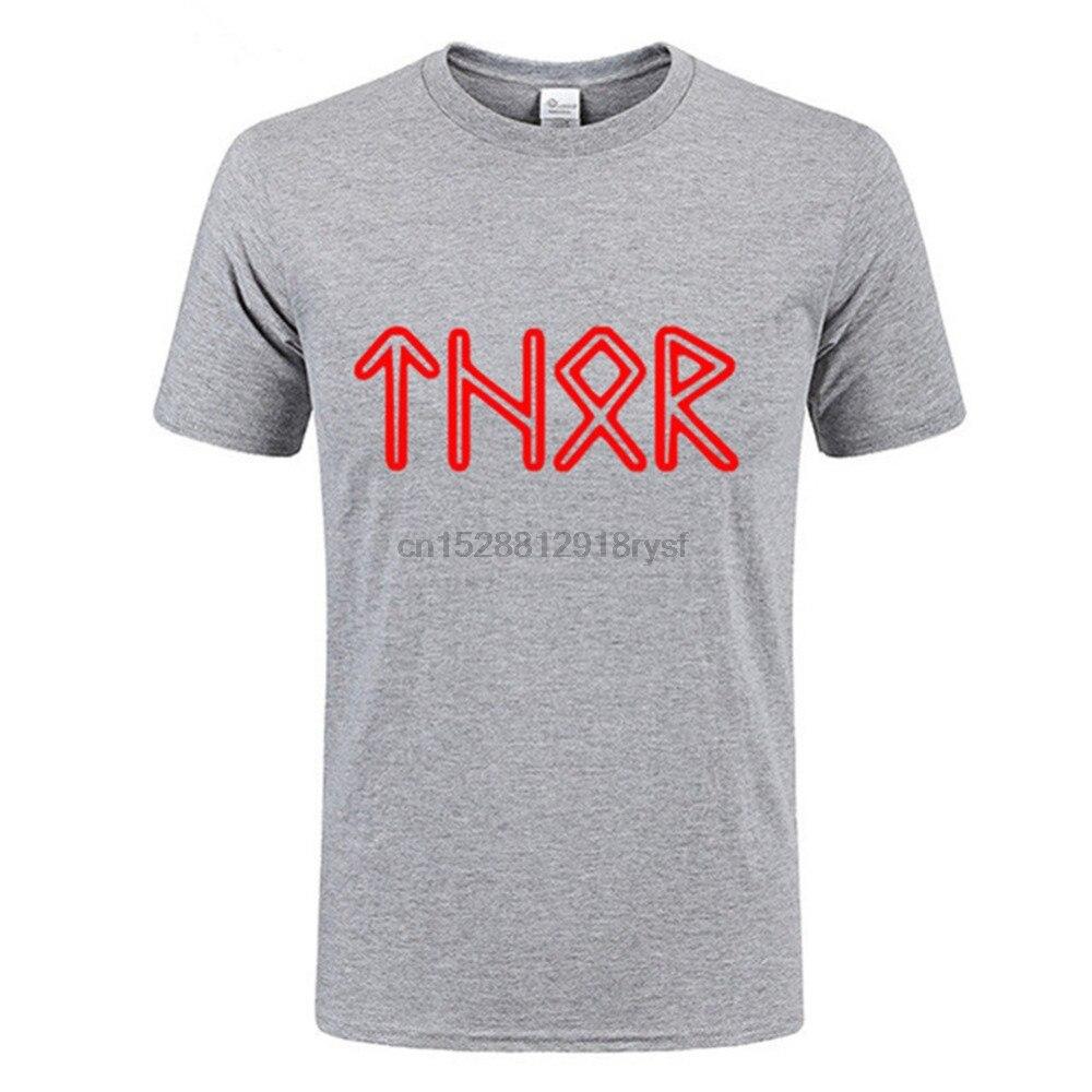 Ropa China barata Floki el Ragnar de Vikingos Lothbrook rollo norse Noruega thor lagertha camiseta negra vikingo Thor camisetas hombres
