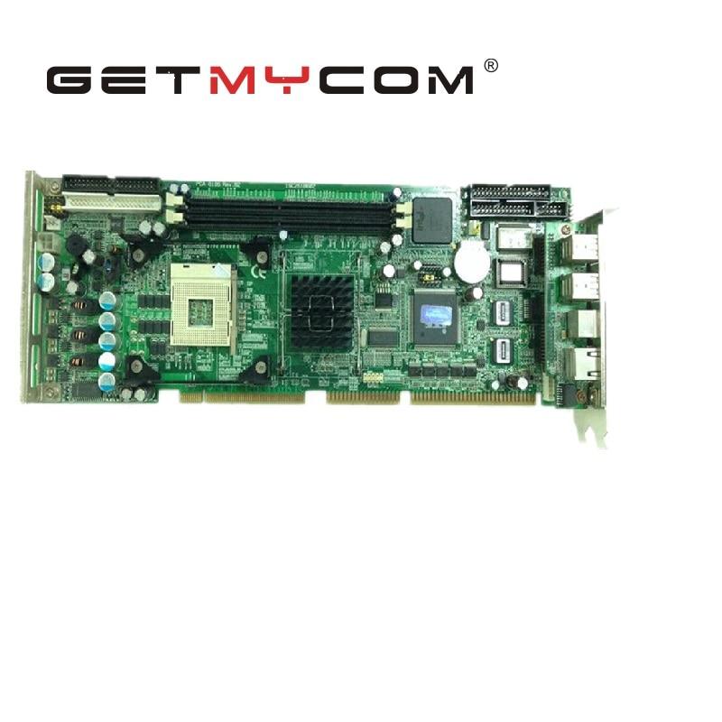 Getmycom الأصلي PCA-6186E2 الصناعية التحكم main board Rev B1 مزدوجة صافي ميناء (الضمان 2 أشهر)