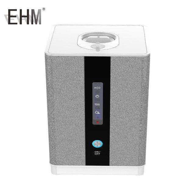 Portable hydrogen inhalation machine for breathing hydrogen water enlarge