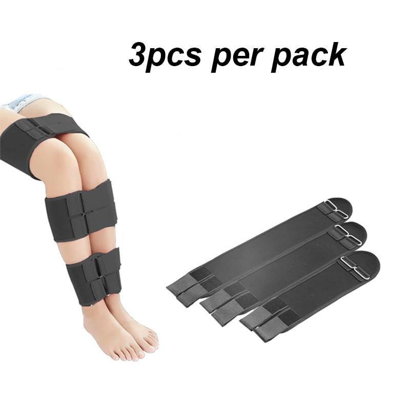 3pcs Professional Posture Corrector X/O Form Leg Correction Belt Bowleg Correct Band for Children or Adult Health Care