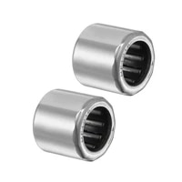 uxcell 2pcs needle roller bearings one way bearing 16mm bore 22mm od 16mm width