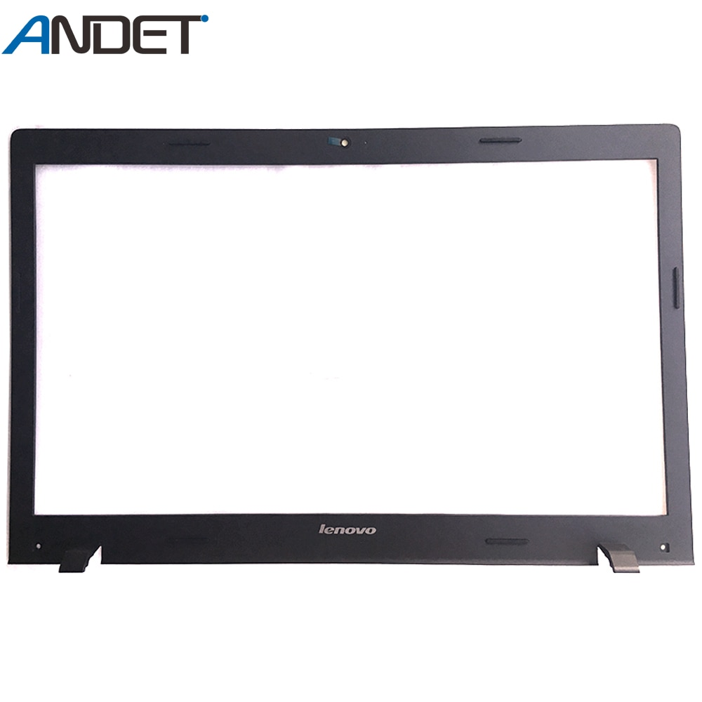Новый ЖК-дисплей передняя рамка для lenovo G700 Экран Рамка Чехол черный 13N0-B5A0301