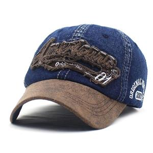 2021 four seasons Cotton patchwork letter Casquette Baseball Cap Adjustable Snapback Hats for men and women 124