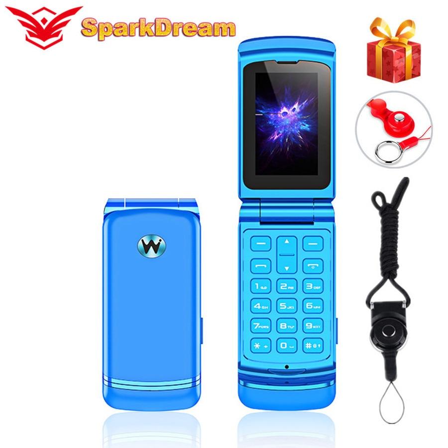 """Ulcool F1 Mini teléfono móvil con tapa, 1,08 """", Individual Sim, concha de almeja la más pequeña, teléfono móvil, inalámbrico Bluetooth, marcador, auricular manos libres"""