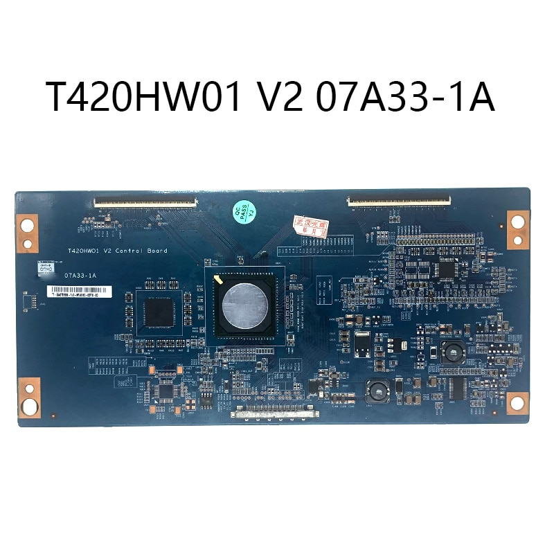 Buena prueba para LT42510FHD logic board T420HW01 V2 07A33-1A