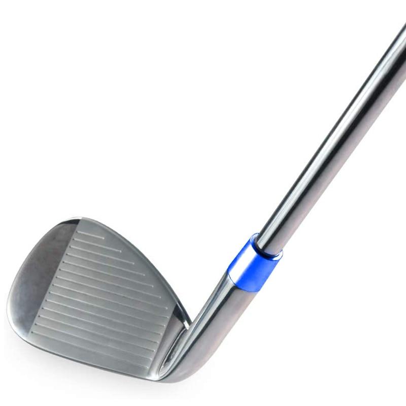 NEW-12Pack .370 Golf Tip Metal Ferrules Irons Golf Club Accessories