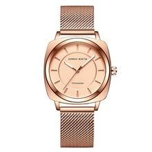 Anke Winkel Vierkant Ontwerp Vrouwen Horloges Japanse Quartz Mode Ins Stlye Horloges Luxe Jurk Waterdicht Relogio Feminino