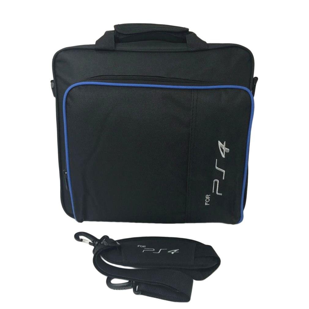 Consola de almacenamiento de juegos portátil, bolsa organizadora de viaje, resistente al...