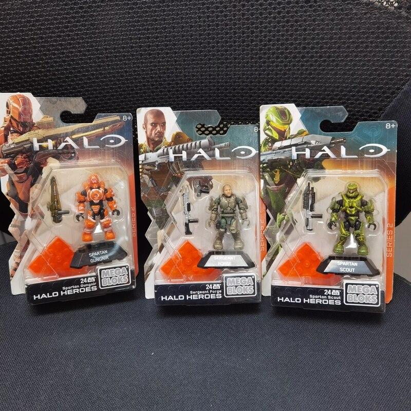 Halo 2 Figures