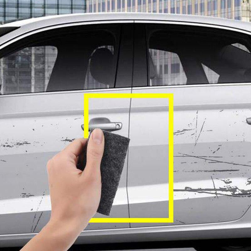 Paño de reparación de rasguños para coche Nano meterial para luz de coche para arañazos en pintura removedor de rasguños en la superficie trapo de reparación