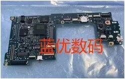 Nova placa de circuito principal original/placa mãe pcb reparação peças mainboard para canon eos 77d slr