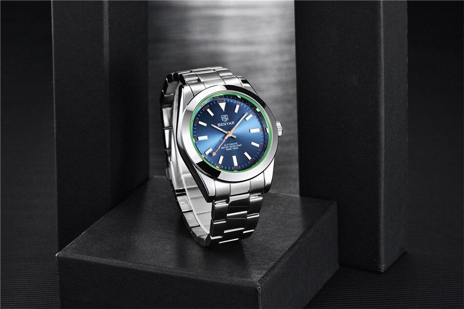 Benyar Design BY-5176M Blue