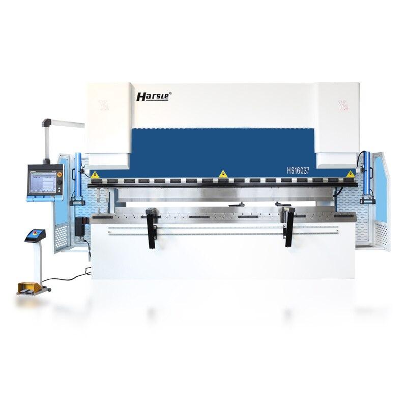 Última máquina dobladora hidráulica automática cnc 100 T/3200