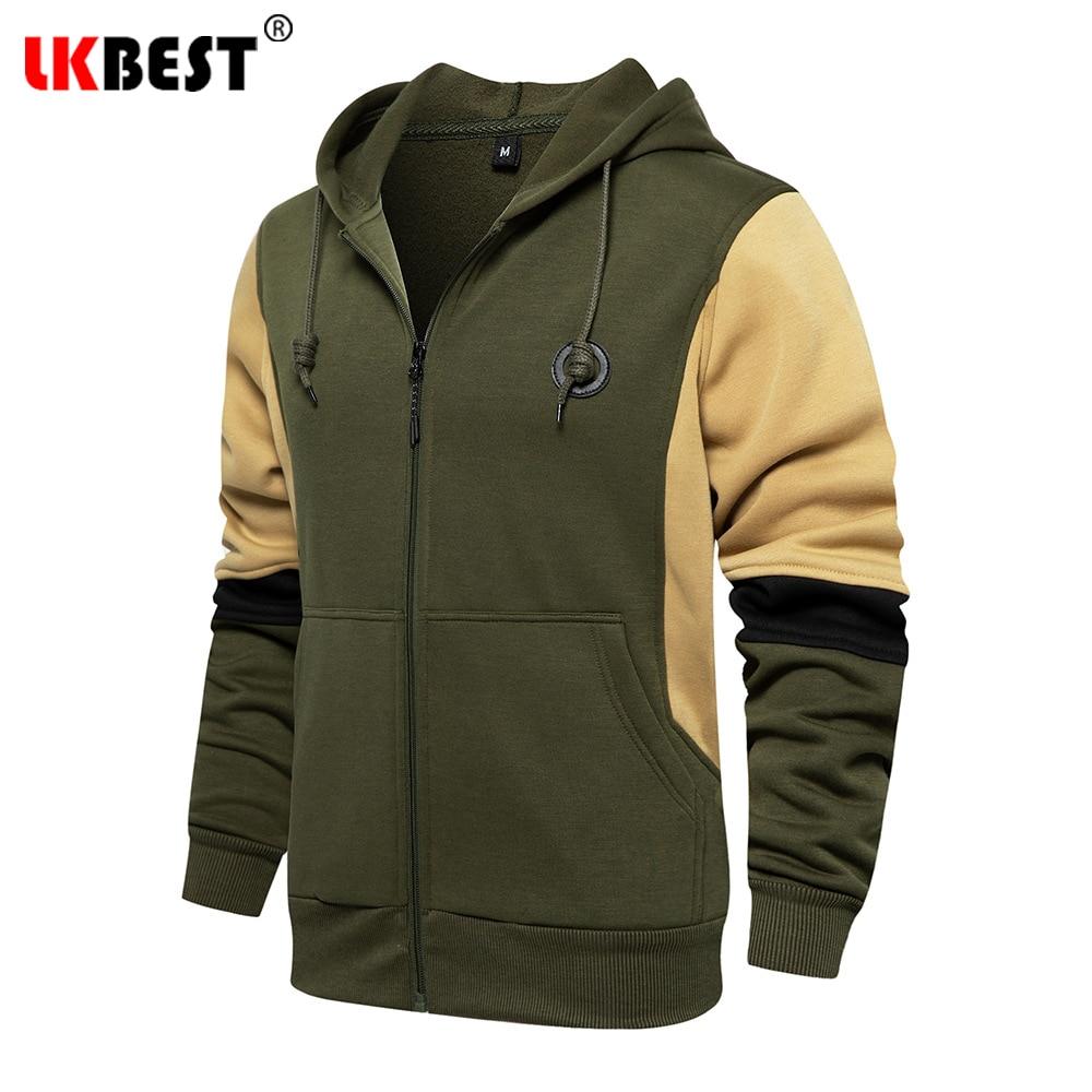 Осенне-зимние топы, мужские армейские зеленые куртки, мужские спортивные кардиганы, подходящие цвета куртки, ветрозащитные куртки