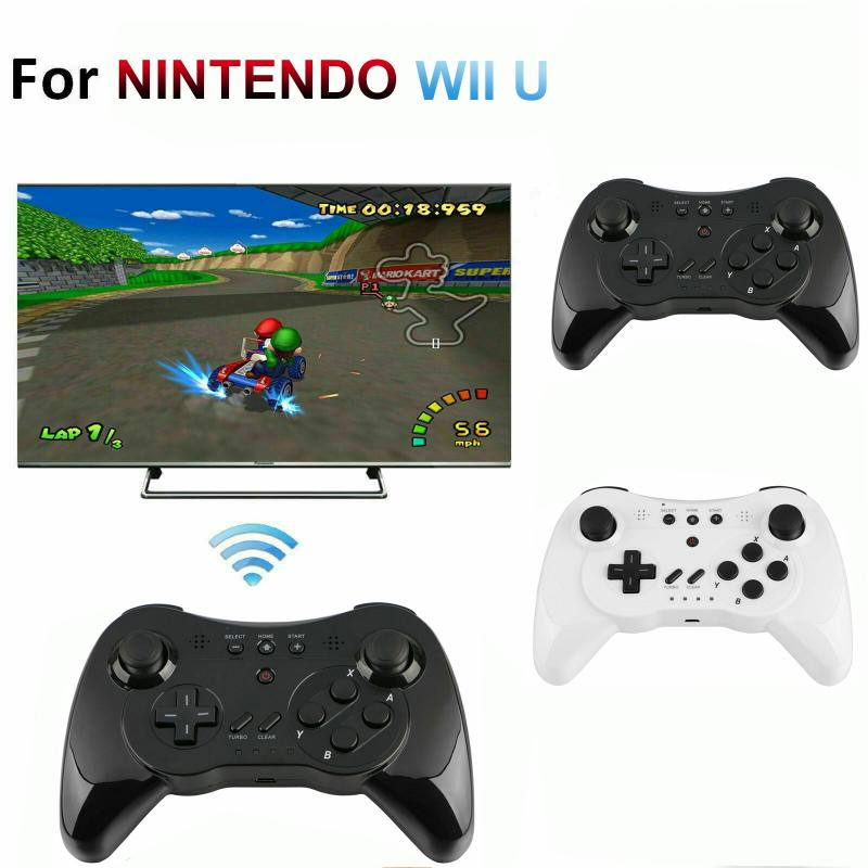Mando inalámbrico para Nintendo Wii/Wii U, 2 colores, accesorios para juegos