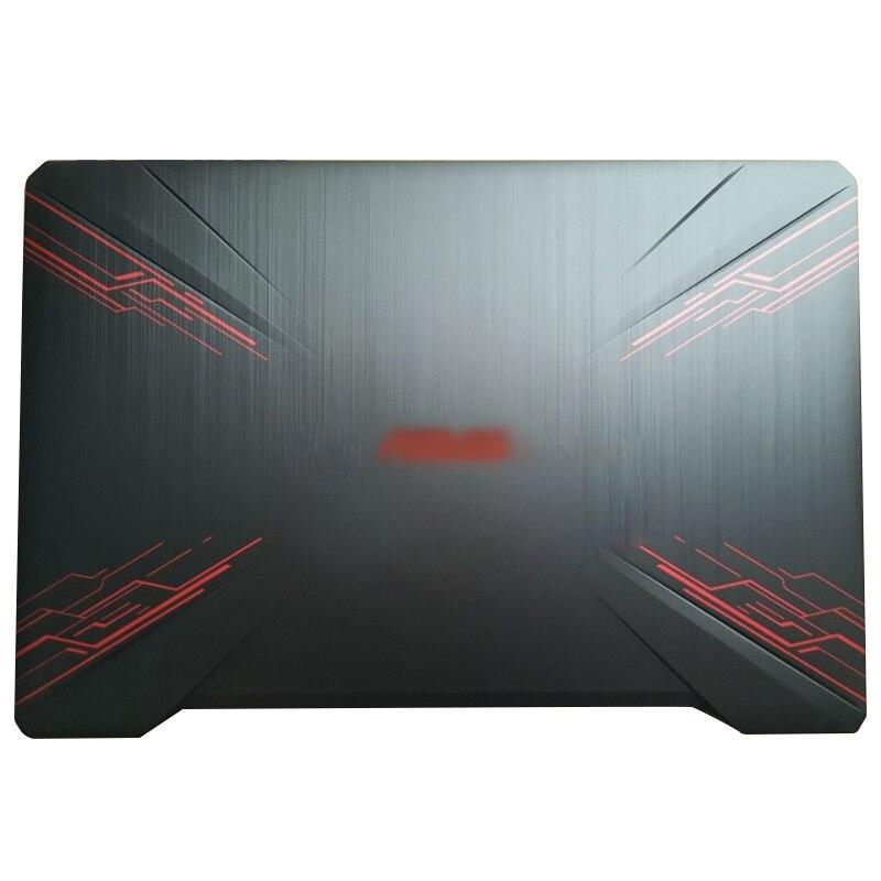 Задняя крышка LCD для ноутбука/петли для Asus FX504 FX86 FX86S FX505 FX80 FX80G FX80GD FX504G FX504GD 47BKLLCJN70