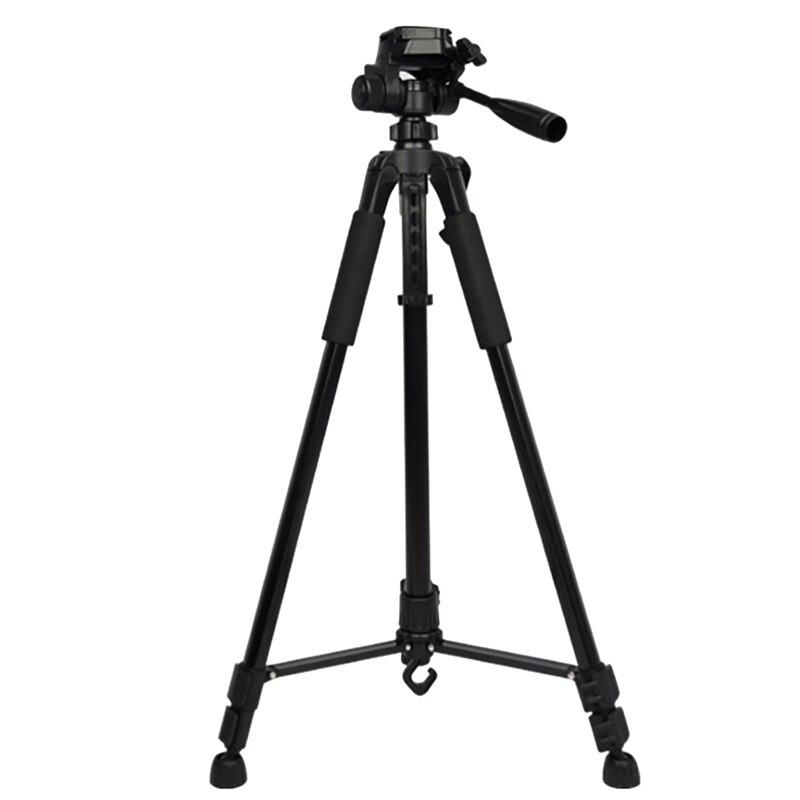 كاميرا ترايبود 1.6 متر تلسكوبي المحمولة في الهواء الطلق الهاتف المحمول لايف كاميرا التصوير ترايبود واحد صغير