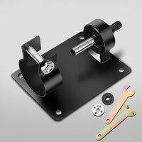 Электрическая дрель для резки полировальные шлифовальные сиденье подставка-держатель с креплением кронштейна машины + 2 гаечные ключи 2 Про...