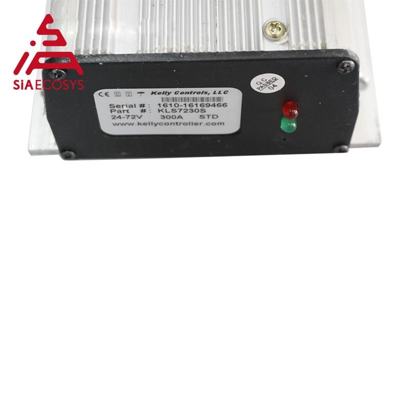 activity Kelly Controller QSKLS7230S,72V 300A  for Electric Motor bldc Sinusoidal Controller enlarge