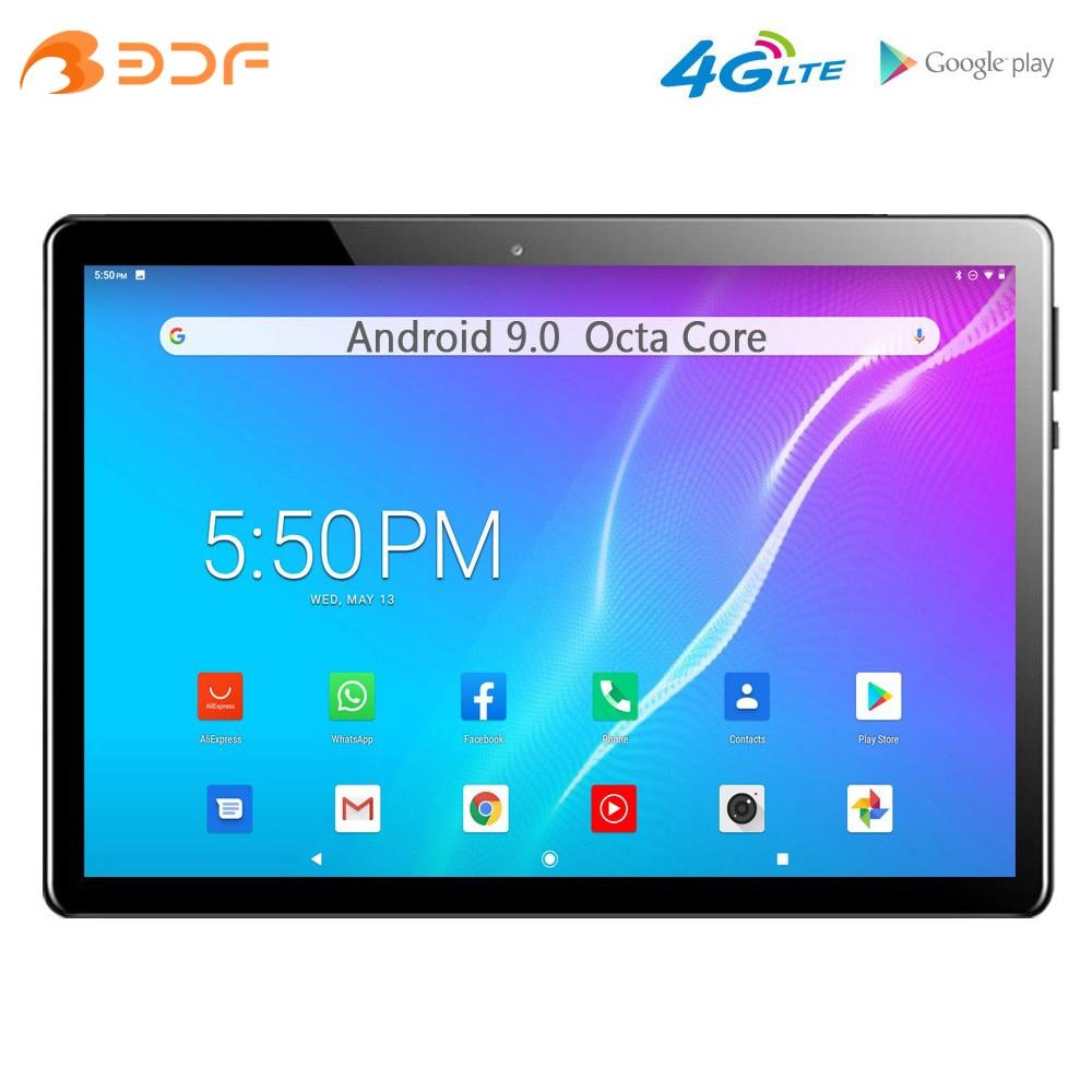 Планшет 2021 дюйма, 4G LTE, Android 10,1, Восьмиядерный процессор, две SIM-карты 4G, Google Play, WiFi, Bluetooth, GPS, планшеты 10 дюймов, новинка 9,0