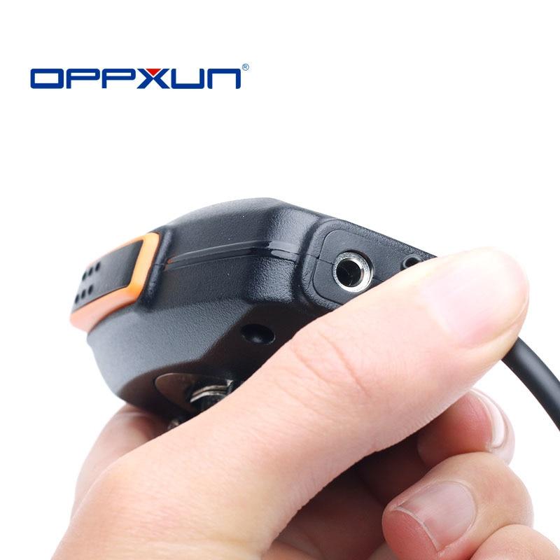 2 Pin Handheld Speaker Microphone for Motorola GP300 GP88 GP88S GP2000 GP68 CP040 CP200 P450 CP150 Walkie Talkie Two Way Radio enlarge