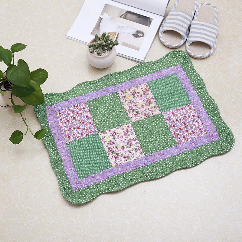 Drop Shipping Cotton Door Mat Pet Carpet Sofa Living Room Bedroom bathroom Rug  Home Decor Floor Mat