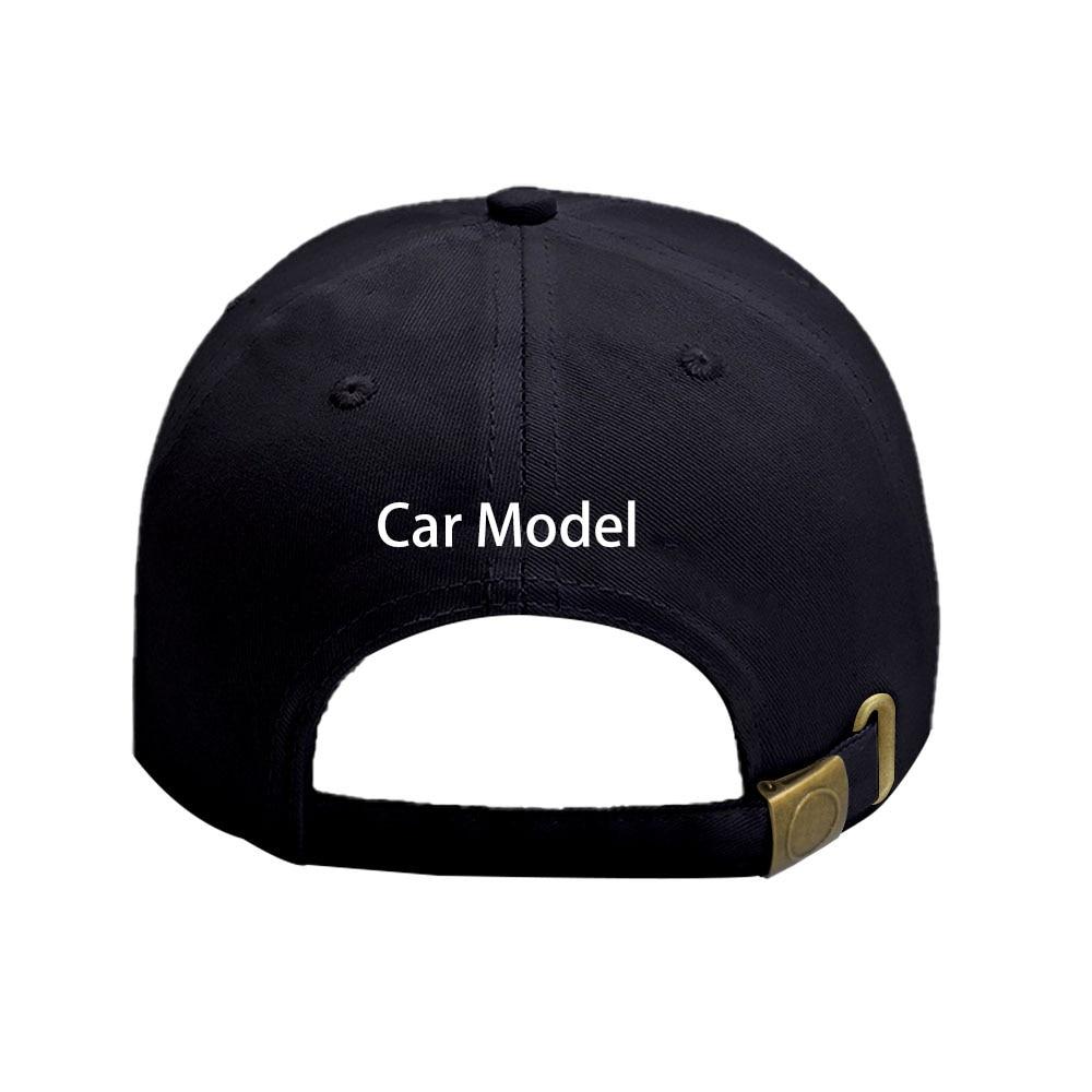 Embroidery Emblem Baseball Cap Auto Star Logo Sports Hat Outdoor Sunhat Men Women Gorras Hombre Marque Luxe Car Accessories New