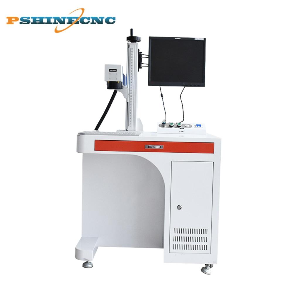 JPT RAYCUS IPG 20W 30W 50W máquina de Grabado a mano de joyería co2 láser marcador de código de fibra láser