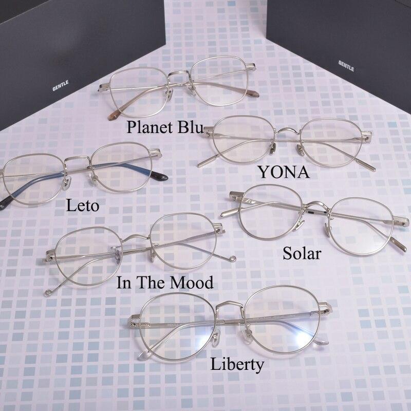جنرال موتورز الخامس الفرقة النظارات البصرية إطار لطيف الشمسية 9 Proud X يونا ليري ليرو كوكب بلو في المزاج وصفة النظارات الإطار