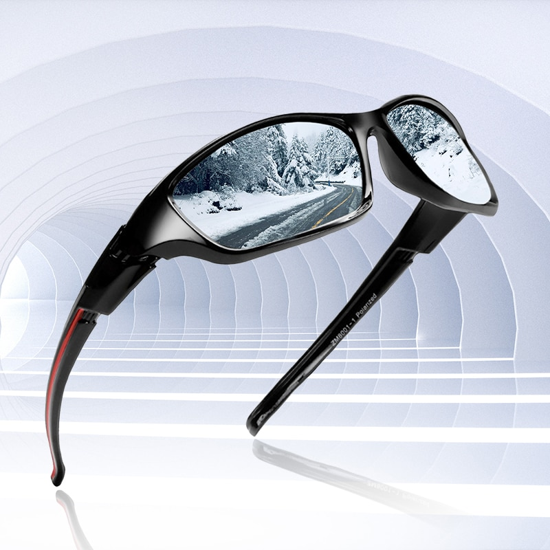 2021 Unisex 100% UV400 Polarised Driving Sun Glasses For Men Polarized Stylish Sunglasses Male Goggl